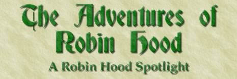 Robin Hood Spotlight of the Month