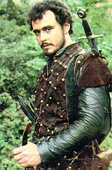 Mark Ryan as Nasir, one of RoS' most notable contributions to the Robin Hood legend.